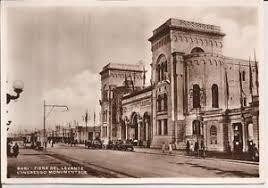 ingresso fiera levante cartolina bari fiera levante 1934 ingresso monumentale