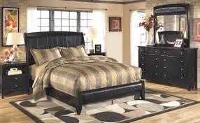 Porter King Storage Bedroom Set Panel Bed King Ashley Porter Furniture Dining Dresser With Mirror