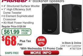 Bookshelf Speakers Wiki Pioneer Sp Bs22 Lr Andrew Jones Bookshelf Speakers 68 Pr W