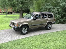 jeep cherokee sport green 2000 jeep cherokee sport