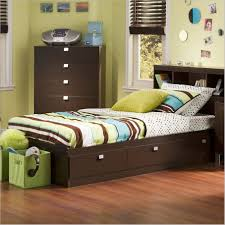 building twin bed with storage drawers bedroom ideas