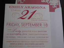 21st birthday invitations for girls 21st birthday invitation ideas