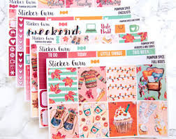 erin condren black friday sale weekly stickers etsy