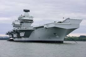 Queen Elizabeth Ii Ship by Qe Class Aircraft Carriers Bae Systems United Kingdom