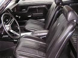 1970 Chevelle Interior Kit Chevelle Tech 1970 Chevelle Ss 396