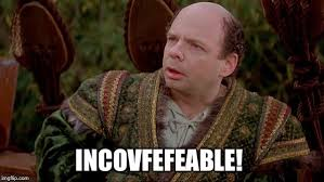 Inconceivable Meme - image tagged in covfefe donald trump inconceivable princess bride