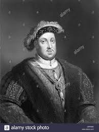 Tudor King by Henry Viii 1491 1547 Tudor King Of England 1509 47 U0026 Founder