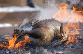 how and how not to fry a thanksgiving turkey made