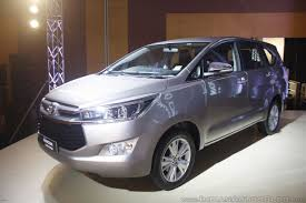 toyota car rate toyota innova crysta variant wise price difference post gst