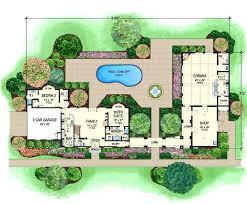 hacienda style homes floor plans hacienda style floor plans medium size of style house plans for
