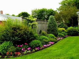 Landscaping Ideas For Backyard Privacy Backyard Privacy Landscape Designs House Design And Planning