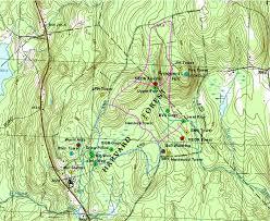 Harvard Map Meteorological U0026 Hydrological Stations Harvard Forest