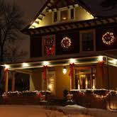 Christmas Exterior Decorations Ideas by Outdoor Christmas Decorating Ideas