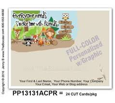 personalized postcards pp13131bctpr wp cing s more invitation personalized w text
