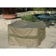 Covers For Patio Furniture by Patio Table Cover W Umbrella Hole