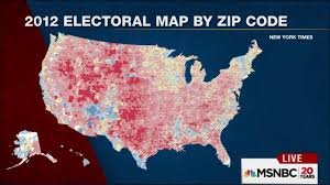 Maps By Zip Code by Analysis Hillary Clinton U0027s Path To 270 Appears Unchanged Nbc News