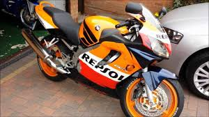 2003 honda cbr 600 price honda cbr 600f 2003 repsol replica delkevic exhaust youtube