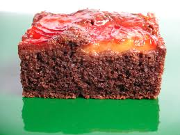 Easily Good Eats Semolina Chocolate Yogurt Cake With Sticky Plum