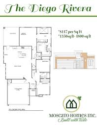 Million Dollar Floor Plans by Moscato Homes Inc U2013 Built With Taste