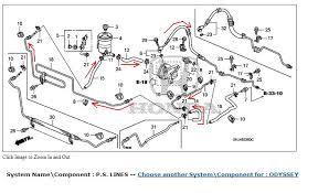 2007 honda odyssey power steering power steering complete sudden failure