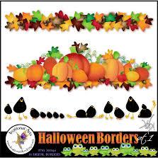 halloween candy border clip art 48