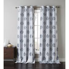 dr international lanie blackout curtain panel for the home