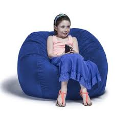 beanbag chairs for kids wayfair