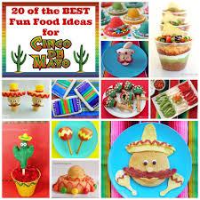 20 of the best cinco de mayo fun food u0026party ideas