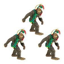 shop design toscano bigfoot the yeti 3 pack brown yeti