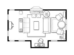 Floor Plan Room by Eclectic Comfort Inspires Living Room Milk And Honey Home Hgtv