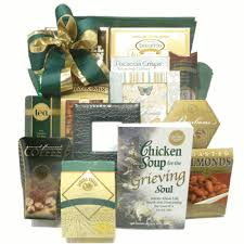 Condolence Gifts Bereavement Gift Basket Books To Give For Sympathy Gifts