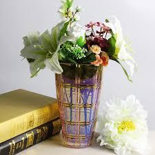 Glass Flower Vases Wholesale Vases Electroplating Glass Flower Vases And Glass Vases Suppliers
