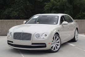 bentley white 2015 2014 bentley flying spur stock 4n094033 for sale near vienna va