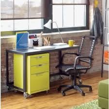 metal desk with file cabinet file this under chartreuse painted filing cabinets metal desks