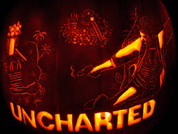 Zombie Pumpkin Stencil by Meet The Nerd Responsible For This Uncharted Nathan Drake Pumpkin
