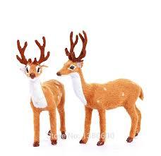 Christmas Home Decor Uk Christmas Deer Decor U2013 Dailymovies Co