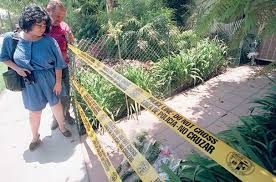 Google Maps Dead Body O J Simpson Murder Trial Bloody Crime Scene Photos