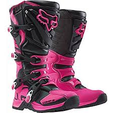 Fox Racing Bed Sets Amazon Com Fox Comp 5 Womens Mx Offroad Boots Black Pink 5