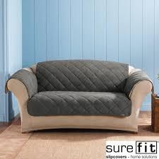 Contemporary Sofa Slipcover Quilted Sofa Slipcovers Centerfieldbar Com
