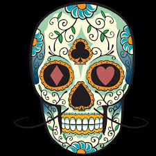 sugar skull designs for skulls and day of the dead