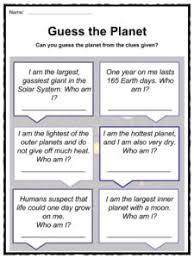inner planets worksheet the best and most comprehensive worksheets