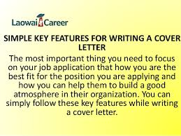 why writing a cover letter is no easy task