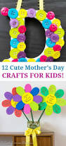 12 super cute mothers day crafts for kids such great gift ideas