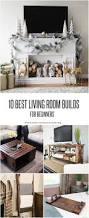 Best Living Room Furniture 10 Best Living Room Builds For Beginners Oh Everything Handmade
