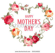 Latest Mother S Day Cards Mother U0027s Day Floral Illustration Download Free Vector Art Stock