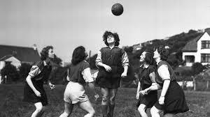 women s the secret history of women s football bbc newsbeat
