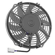 10 inch radiator fan spal universal 12v blow radiator fan 255mm 10 inch dia va11