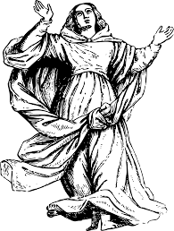 blessed mother coloring pages blessed mother cliparts cliparts zone