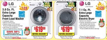 washer and dryers black friday fry u0027s facing stiff competition for black friday appliance deals