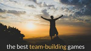 the best team building to play at work